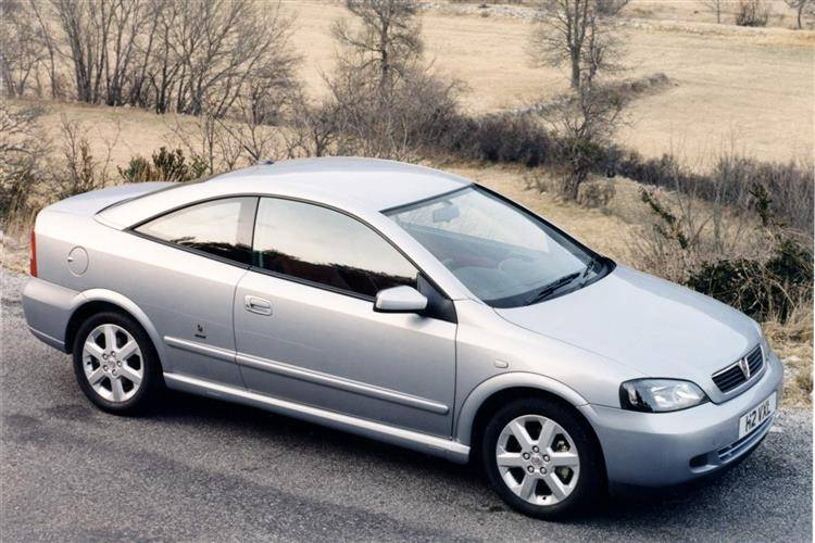 Vauxhall Astra Coupe (2000 - 2005) review