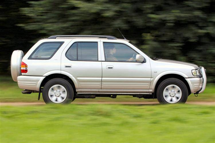 Vauxhall Frontera (1991 - 2004) review