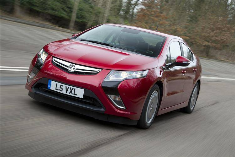 Vauxhall Ampera (2012 - 2015) review