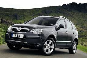 Vauxhall Antara (2007 - 2011) review
