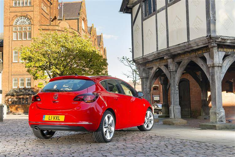 Vauxhall Astra (2012 - 2015) review