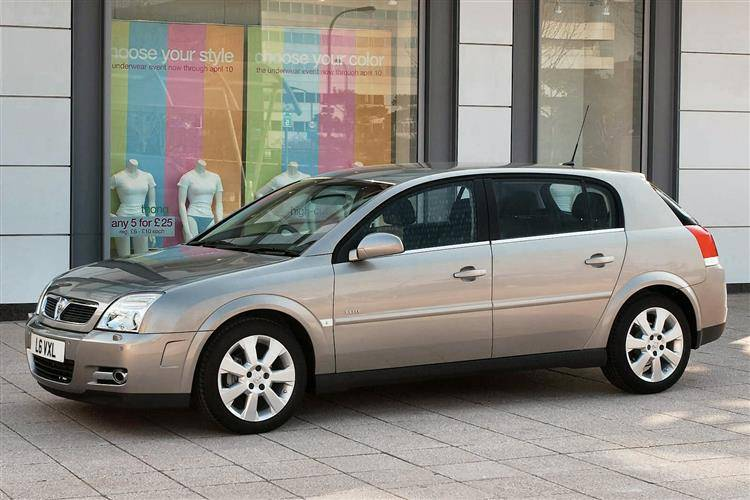 Vauxhall Signum (2003 - 2008) review