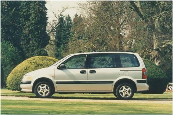 Vauxhall Sintra (1997 - 1999) review