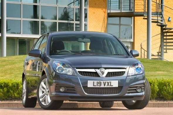 Vauxhall Vectra (2005 - 2008) review
