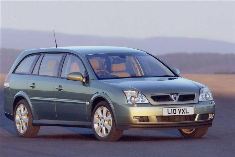 Vauxhall Vectra Estate (2003 - 2008) review