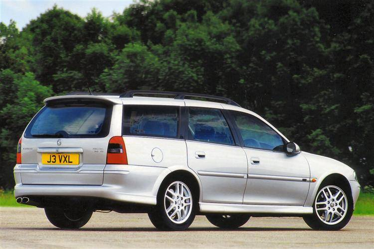 Vauxhall Vectra Estate 1996 2002 Used Car Review
