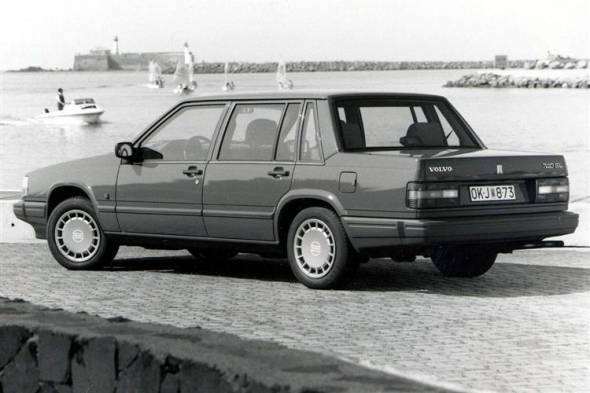 Volvo 740/760 (1982 - 1990) review