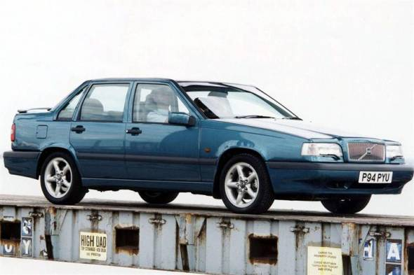 Volvo 850 (1992 - 1997) review