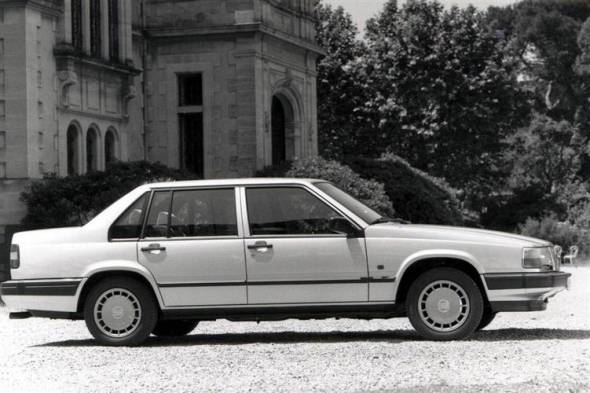 Volvo 900 Series [940/960/S90/V90] (1990 - 1998) review