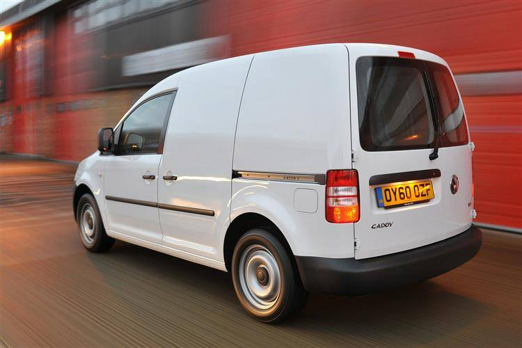 Volkswagen Caddy van (2004-2011) review