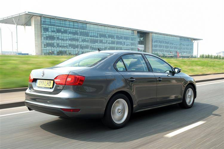 Volkswagen Jetta (2011 - 2014) review