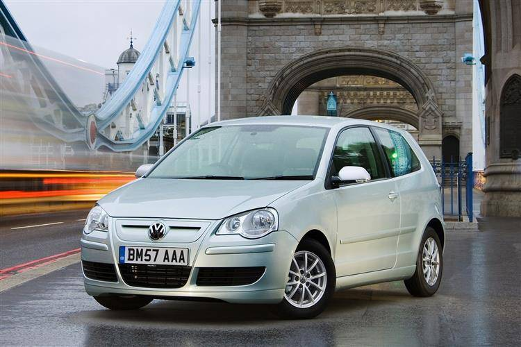 volkswagen polo bluemotion 2007 2009 used car review review car review rac drive. Black Bedroom Furniture Sets. Home Design Ideas