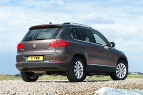 Volkswagen Tiguan (2011 - 2016) review