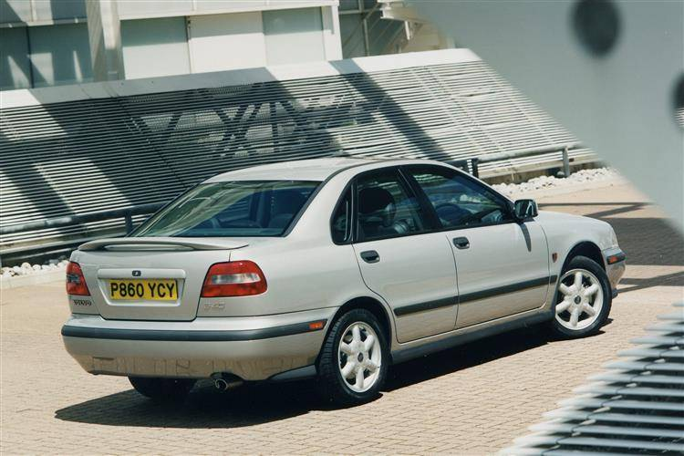 Volvo S40 1996 2004 Review Review Car Review Rac Drive