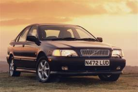 Volvo S40 (1996 - 2004) review