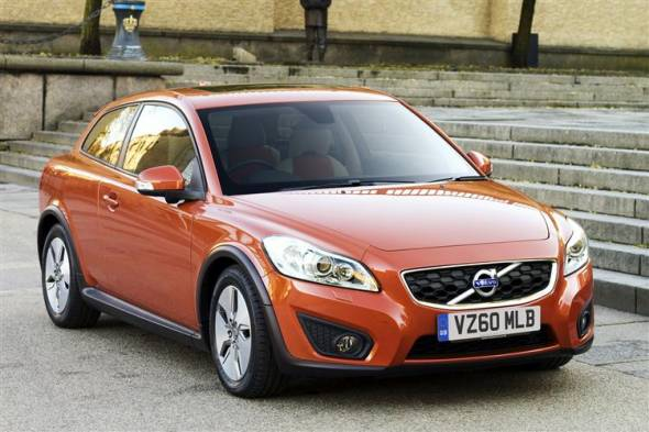 Volvo C30 (2010 - 2013) review