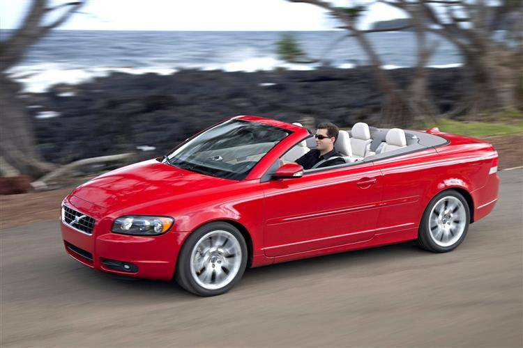 Volvo C70 (2006 - 2009) review
