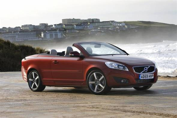 Volvo C70 (2009 - 2013) review