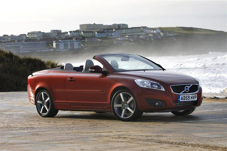 Volvo C70 (2009 - 2013) review review | Car review | RAC Drive