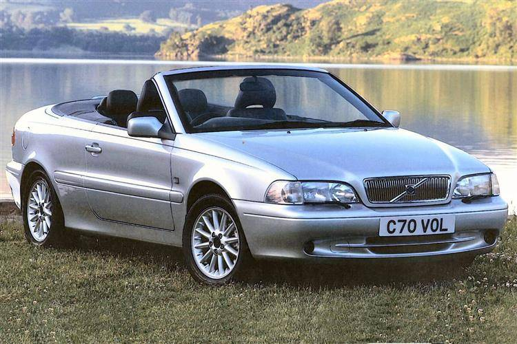 Volvo C70 Convertible (1999 - 2006) used car review