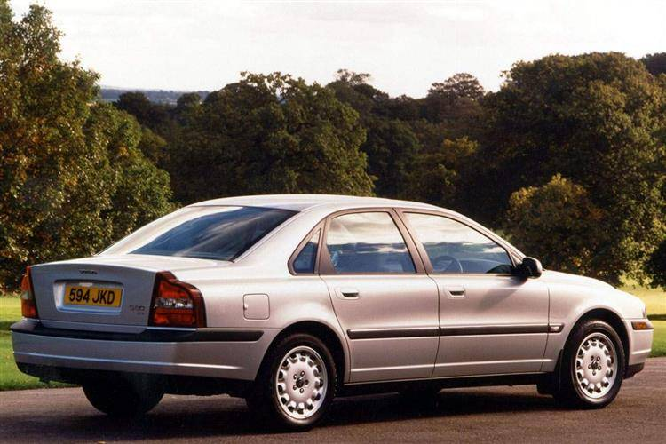 Volvo S80 (1998 - 2006) review