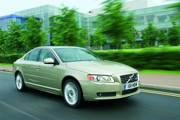 Volvo S80 MK2 (2006 - To Date) review