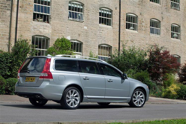Volvo V70 (2013 - 2016) review
