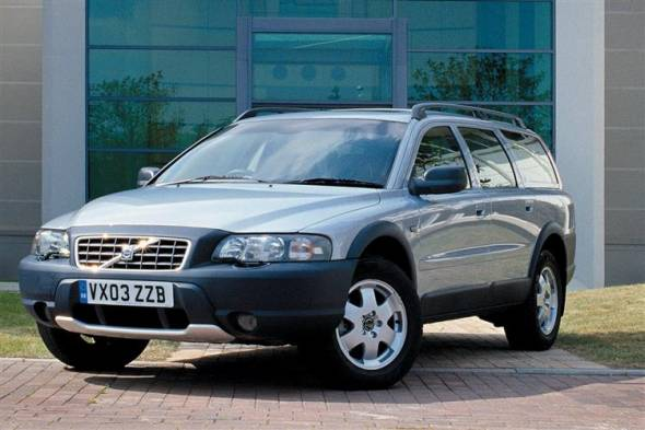 Volvo XC70 (2002 - 2007) review