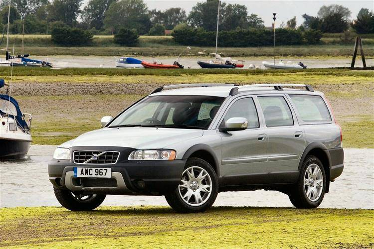 volvo xc70 2002 2007 used car review car review. Black Bedroom Furniture Sets. Home Design Ideas