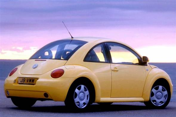 Volkswagen Beetle (1999 - 2011) review