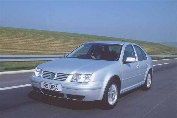 Volkswagen Bora (1999 - 2006) used car review