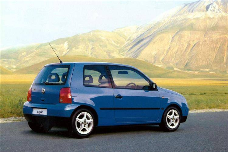 volkswagen lupo 1999 2006 used car review review car review rac drive. Black Bedroom Furniture Sets. Home Design Ideas