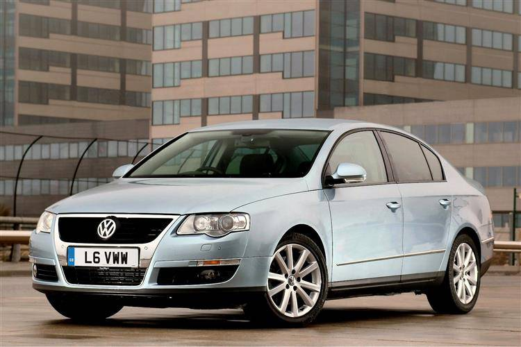 volkswagen passat 2005 2010 used car review review. Black Bedroom Furniture Sets. Home Design Ideas