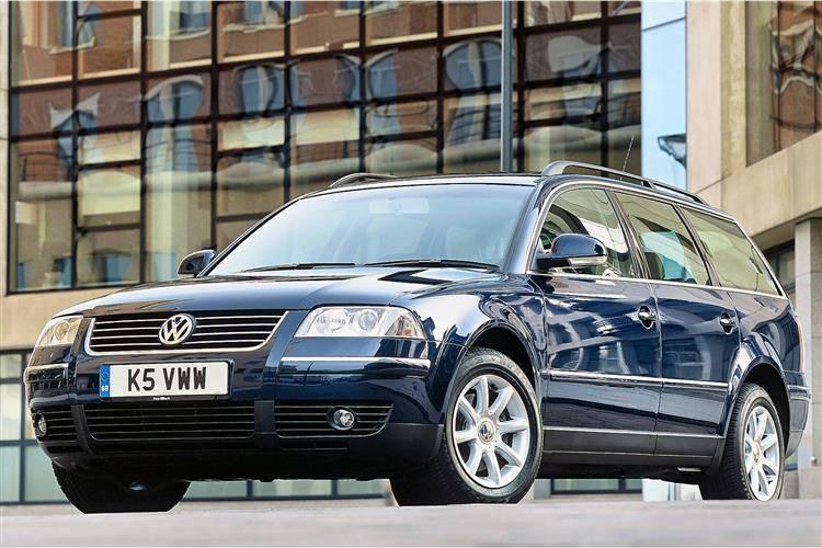 volkswagen passat estate 2000 2005 used car review. Black Bedroom Furniture Sets. Home Design Ideas