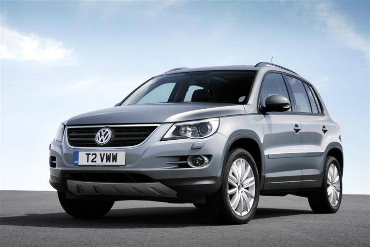 volkswagen tiguan 2007 2011 review review car review. Black Bedroom Furniture Sets. Home Design Ideas