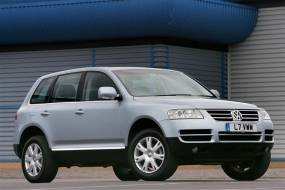 Volkswagen Touareg (2003 - 2010) review