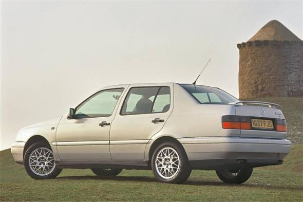 Volkswagen Vento (1992 - 1998) review