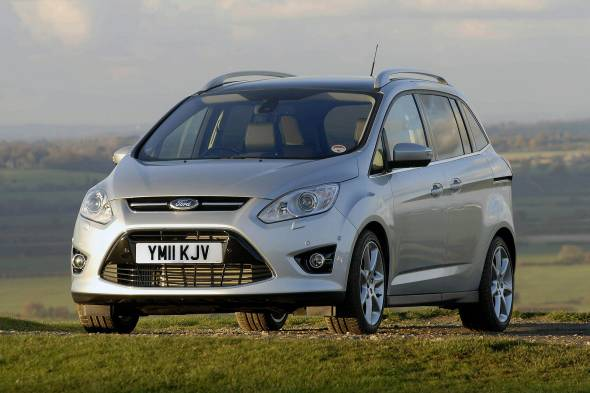 Ford Grand C-MAX (2010 - 2014) review