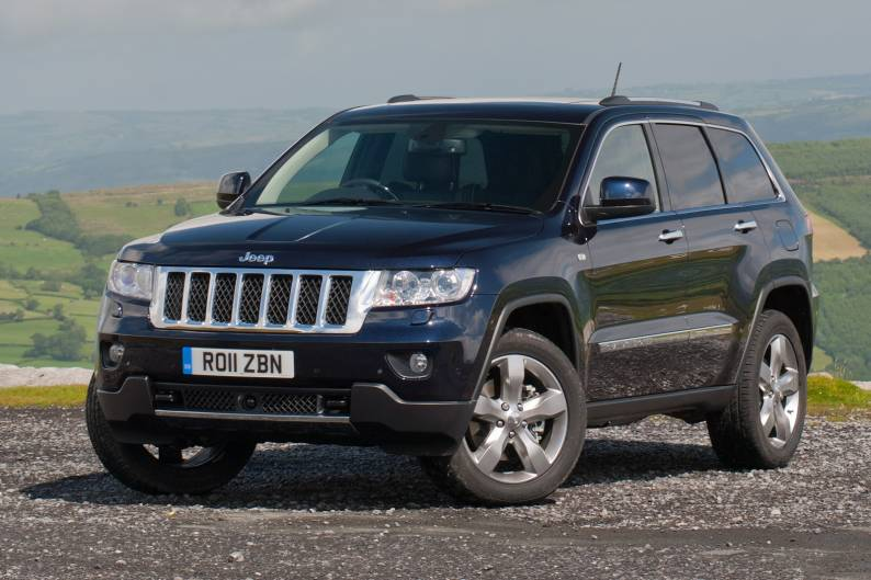 Jeep Grand Cherokee (2011 - 2013) review