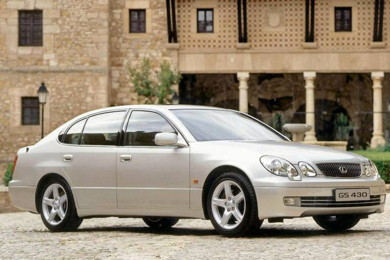 Lexus GS 430 (2000 - 2005) used car review