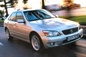 Lexus IS 300 (2001 - 2005) review