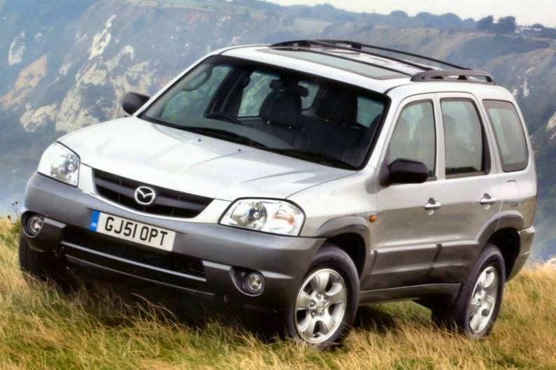 mazda tribute 2001 2004 used car review review car. Black Bedroom Furniture Sets. Home Design Ideas