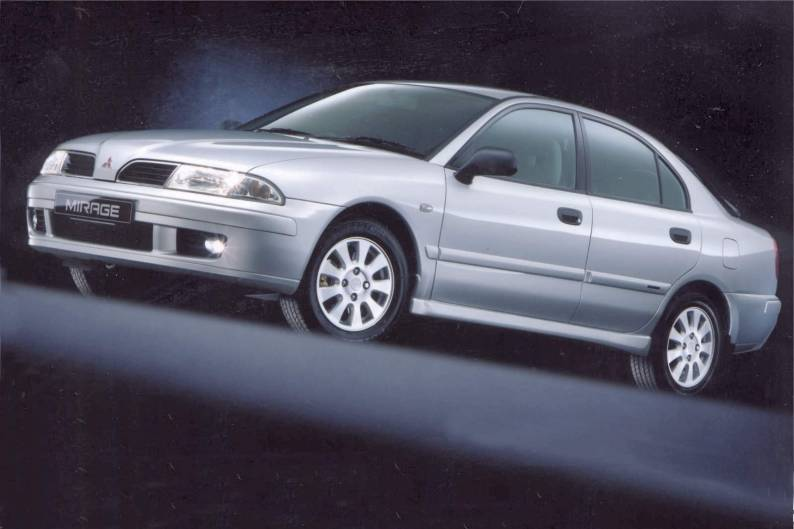 Mitsubishi Carisma (1995 - 2005) used car review | Car review | RAC Drive