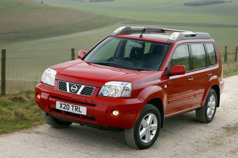 Nissan X-TRAIL (2001 - 2007) review