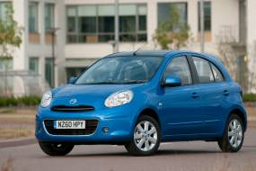 Nissan Micra (2010-2013) review