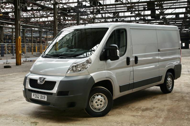 Peugeot Boxer (2006 - 2014) used car review