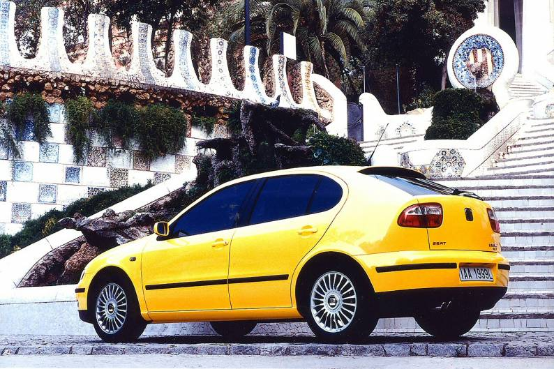 SEAT Leon (2000 - 2005) review