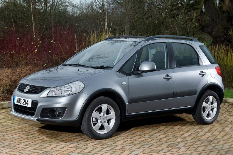 Suzuki SX4 (2010 - 2013) used car review