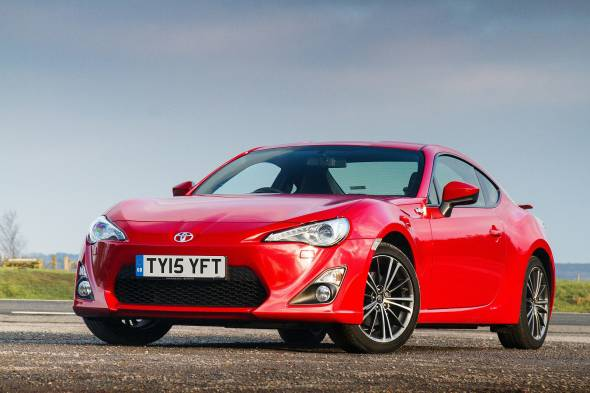 Toyota GT86 (2013 - 2016) review