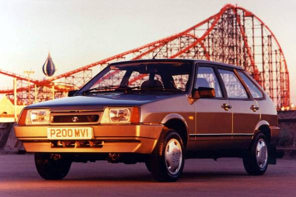 Lada Samara (1987 - 1997) review